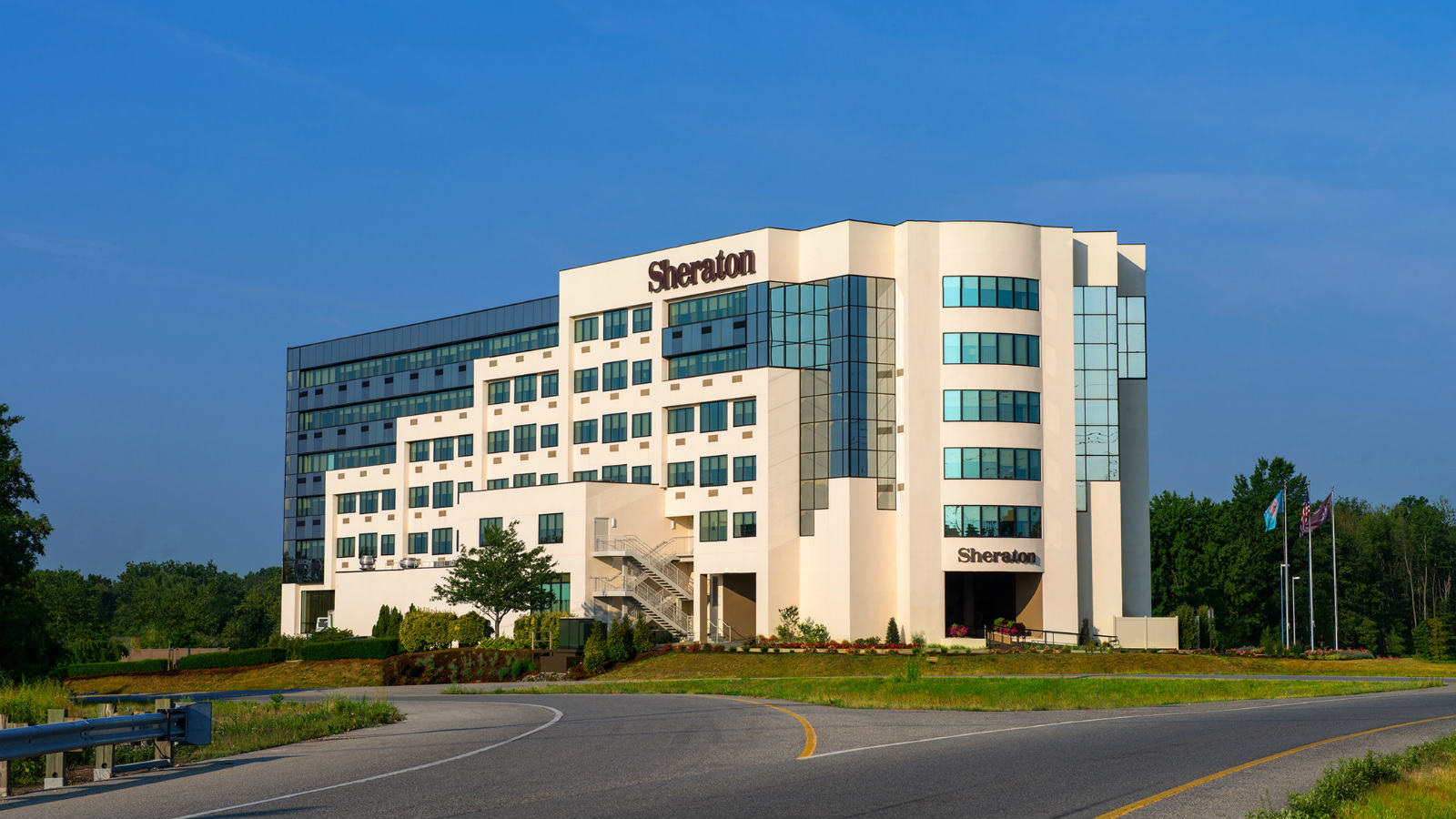 Exterior | Sheraton Wilmington South Hotel