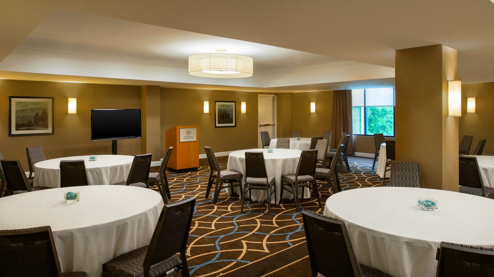 James Banquet Room